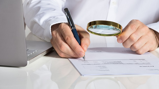 forensic audit procedures