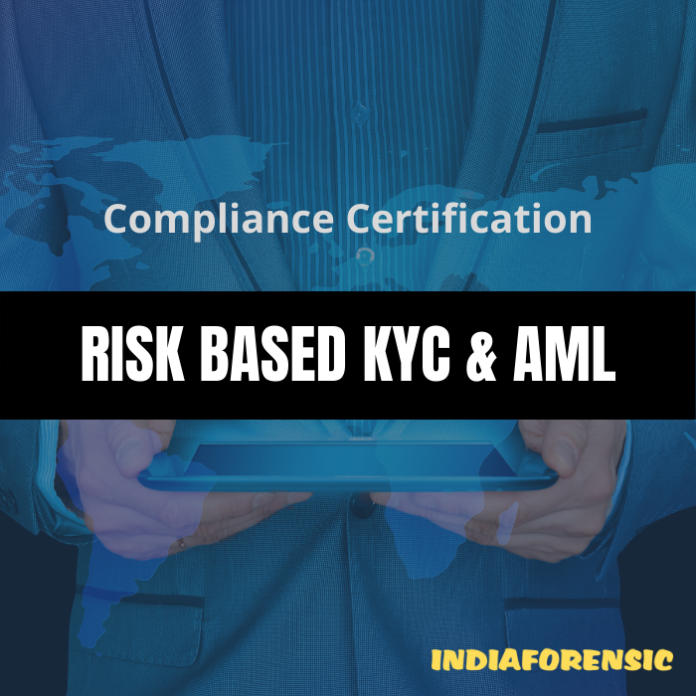 Compliance certification RBML