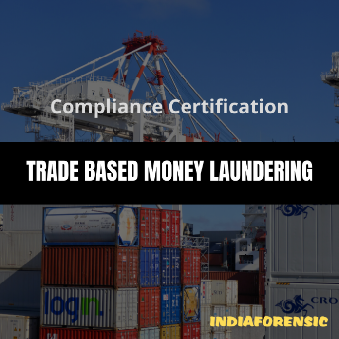 trade based money laundering